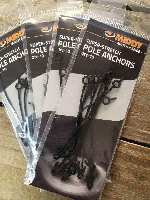 Middy Pole Anchors